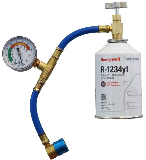 R1234yf Service Hose and Gauge