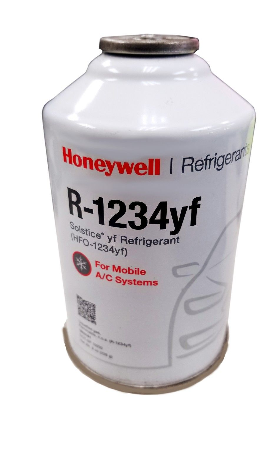 Honeywell R 1234yf One 8 Ounce Can Refrigerant Depot